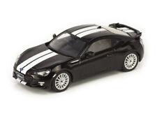 Subaru BRZ STi Coupe Street Custom Black Kyosho J-Collection JCP74008BL