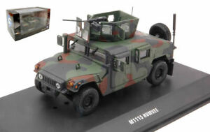 Model Crew Military solido M1115 Humvee Camouflage Scale 1:48 Tank