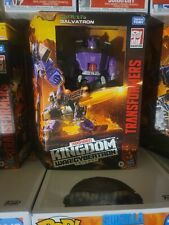 Transformers Kingdom Galvatron Leader Class War for Cybertron WFC-K28 *IN HAND*