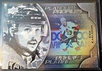 2016-17 Erik Karlsson Ottawa Senators Tim Hortons Platinum Profiles #9
