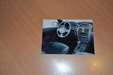 PHOTO DE PRESSE ( PRESS PHOTO ) Renault Clio de 1998 (tableau de bord)  RE051