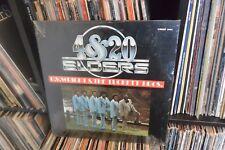 O.V. Wright & The Luckett Bros. Rare Gospel Soul LP 1980 Factory Sealed  No Cu