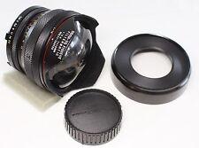 Very good Sigma XQ Fisheye 16mm F2.8 Lens for Minolta MD