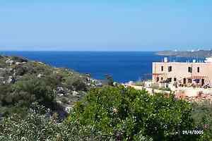 Ferienhaus, mit zwei Wohnungen, für Eigennutzung u. Rendite, nahe Chania / Kreta