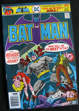 BATMAN 278 (1976) LOOK OUT FOR THE WRINGER! HIGHER GRADE! LARGE PHOTOS!