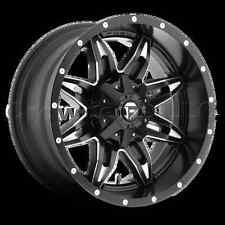 FUEL  15 x 8 Lethal Car Wheel Rim 5x4.5 5x4.75 Part # D56715800437