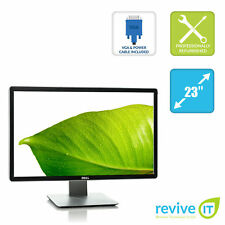 "Dell P2314H 23"" 1920x1080 16:9 LED LCD Widescreen Monitor VGA DVI DP USB Grade B"