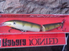 Rapala Jointed Minnow J13 YP in YELLOW PERCH for Bass/Pike/Pickerel/Salmon/Trout