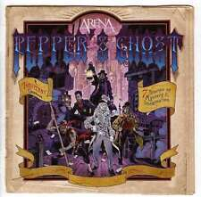 CD Arena - Pepper's Ghost (jewel case edition)