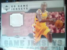2005-06 Upper Deck UD Game Jerseys Eric Snow Authentic Game-Worn Jersey
