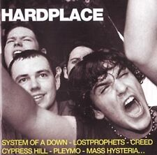 HARDPLACE compilation hard metal (CD) 2002 Halo, Creed