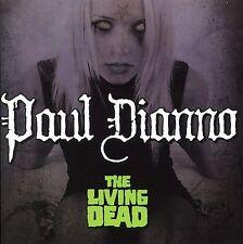 Paul Di'Anno The Living Dead CD (IRON MAIDEN)WrathChild SATAN Metal Phantom