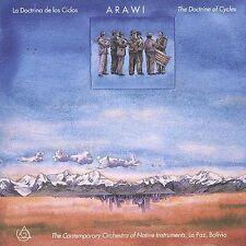 NEW Arawi: La Doctrina de los Ciclos / The Doctrine of Cycles (Audio CD)