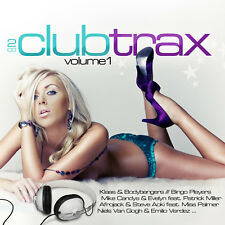 CD Club Trax Volume 1 von Various Artists 2CDs