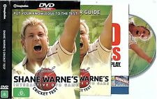 Shane Warne Interactive DVD Game Pal Region 0