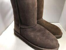 Ugg Australia Kids Classic chocolate boots size 5 #5251Y ( 431)