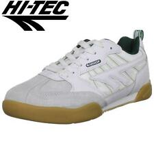 Mens Hi Tec Squash Court Trainers Classic Sports Badmington Gym Walking Shoes
