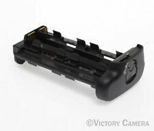 Genuine Nikon MS-D12 AA Battery Holder Tray for MB-D12 -Mint- (56-20)