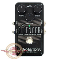 Brand New Electro Harmonix The Silencer Noise Gate Effects Loop Guitar Pedal