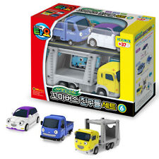The Little Bus TAYO Friends Special Ver 6 Mini car (Teach Iratcha Carry) ICONIX