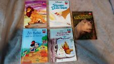 5x Walt Disney World of Books Bundle (5)