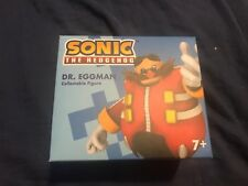 Sonic The Hedgehog Dr. Eggman Collectible Figure Loot Crate New In Box Sealed
