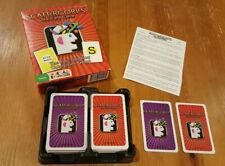 Scattergories The Card Game #1120 Hasbro Winning Moves 2008 Complete