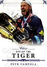 2016-17 Czech Bili Tygri Liberec Champions #9 Petr Vampola