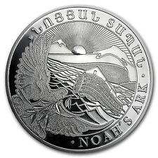 2017 Armenia 5 kilo Silver 20000 Drams Noah's Ark - SKU #102665