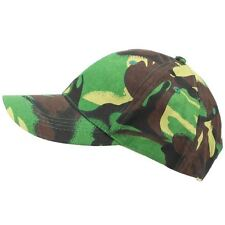 Cap Baseball Hat Adjustable Sun Hawkins Peak CAMO CAMOUFLAGE