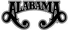 ALABAMA STICKER, 14cm x 6cm, Laptop Decal, Magnets Available, Free Aus Post
