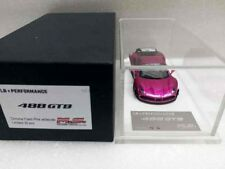 Davis & Giovanni 1/43 LB PERFORMANCE 488 GTB LIM:30PCS w/display case