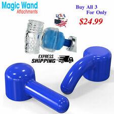 HITACHI Magic Wand Massager Attachment, 3 Piece Set BEST SELLER Fast shipping US