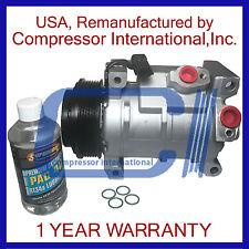 08-10 Town & Country 3.3/3.8,08-10 G.Caravan 3.8 Rear A/C Reman AC Compressor