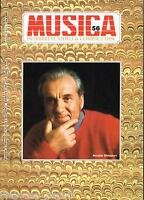 Música: Ghiaurov,Gynt ,Bunin ,Schnabel,Gauk ,N 56 Junio / Luglio 1989 ,Revista
