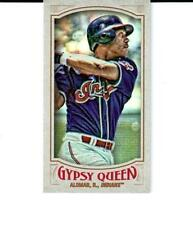 2016 Topps Gypsy Queen Mini Foil #346 Roberto Alomar Cleveland Indians HOF