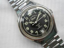 EXCELLENT SS VTG WEST END WATCH CO SOWER PRIMA MID SIZE 33MM MEN AUTOMATIC WATCH