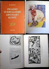 1945 PICASSO SURREALISTS ARP KANDINSKY FUTURISM LEGER CHAGALL GIACOMETTI +
