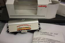 Märklin HO h0 Somo 4415 Freunde Eistalbahn E.V. certificat lö212/0805/07