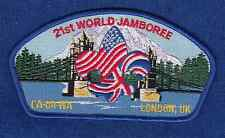 J7297 OA BSA Scouts CA - OR - WA - 21th WORLD JAMBOREE 2007