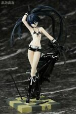 New Anime Hatsune Miku Black Rock Shooter Action PVC Figure