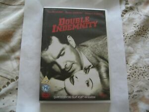 DVD - Double indemnity with Barbara Stanwyck - thriller