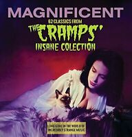 Magnificent - 62 Classics From The Cramps' Insane Collection [CD]