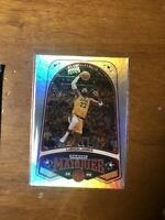 2019-20 Chronicles Marquee LeBron James Silver Prizm Holo SP Lakers #245