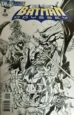 Batman Odyssey #2 Variant Sketch Comic 2012 - DC Comics by Neal Adams - Robin