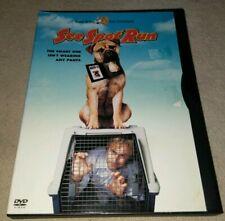 See Spot Run DVD RARE oop