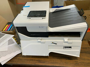 HP PageWide Managed Color E55650dn (L3U44A) Same as 556DN G1W46A•Barely Used
