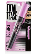 COVERGIRL Total Tease Mascara 820 Deep Blue *SEALED*