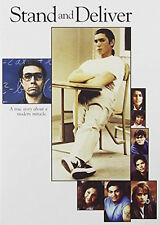 STAND AND DELIVER DVD - SINGLE DISC EDITION - NEW UNOPENED - EDWARD JAMES OLMOS
