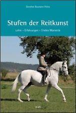 Dorothee Baumann-Pellny: Stufen der Reitkunst Olms Verlag - NEU - Pferdebuch